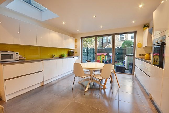 Thumbnail Terraced house to rent in Gowan Avenue, Fulham