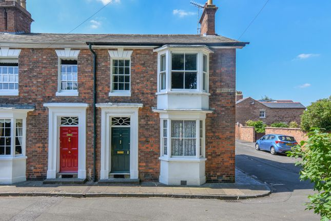 Thumbnail End terrace house for sale in Trinity Street, Old Town, Stratford-Upon-Avon