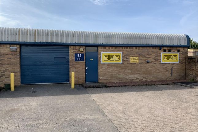 Thumbnail Industrial to let in Block 2 Unit 3, Glencairn Industrial Estate, Kilmarnock