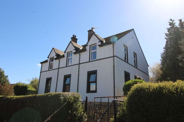 Thumbnail Flat for sale in Latch Road, Brechin