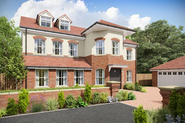Detached house for sale in Trafalgar Road, Birkdale, Southport