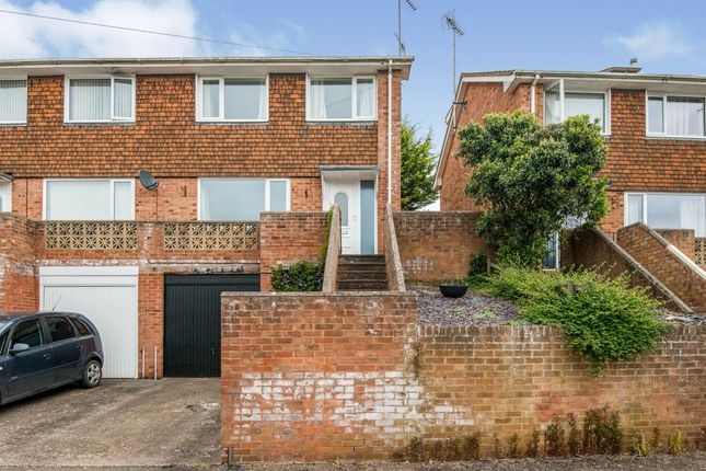 3 bed end terrace house for sale in Chancellors Way, Exeter EX4