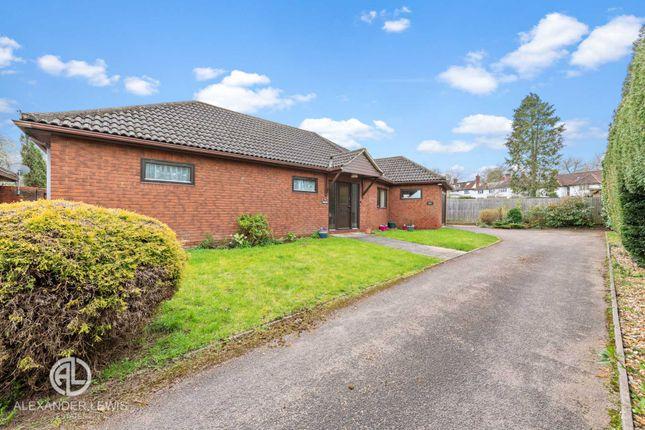 Thumbnail Detached bungalow for sale in Baldock Road, Letchworth Garden City