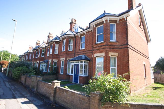 Thumbnail Maisonette to rent in Farnborough Road, Farnborough