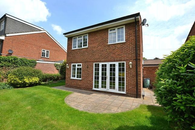 Rear View of St. Michaels Close, Bickley, Bromley BR1
