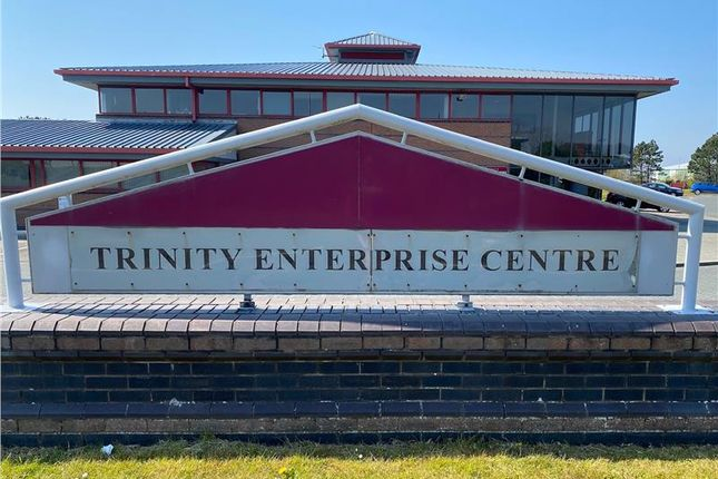 Thumbnail Office to let in Units 4 & 6, Trinity Enterprise Centre, Ironworks Road, Barrow-In-Furness, Cumbria