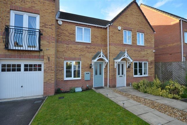 2 bed town house to rent in Bellcross Way, West Green, Barnsley, South Yorkshi S71