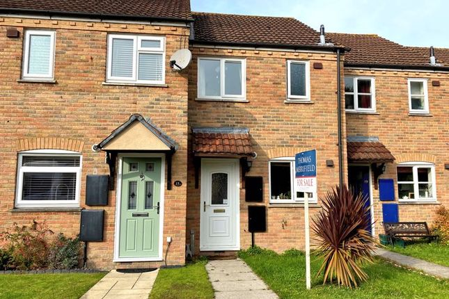 Terraced house for sale in St. Hughs Rise, Didcot