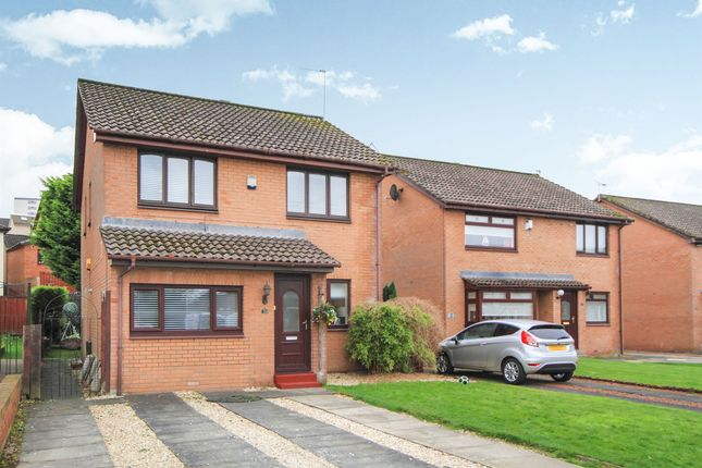 Thumbnail Detached house for sale in Orion Way, Cambuslang, Glasgow