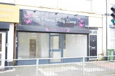 Thumbnail Retail premises for sale in 261 Stockport Road, Ashton-Under-Lyne