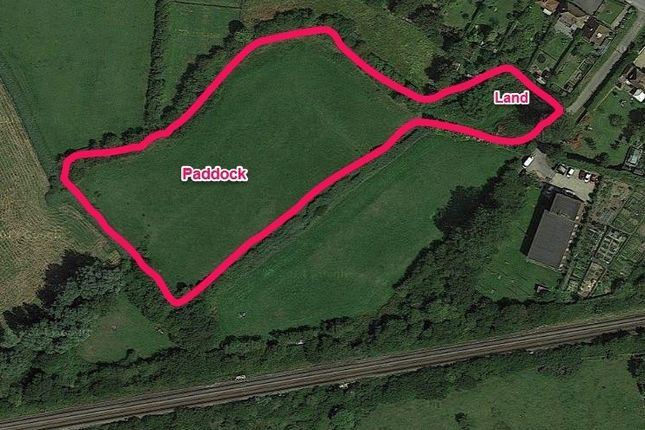 Thumbnail Land for sale in Rattle Road, Westham