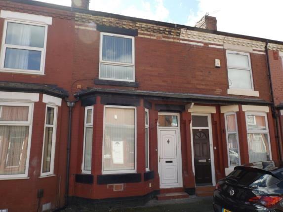 Thumbnail Terraced house for sale in Arnside Street, Manchester, Greater Manchester, Uk