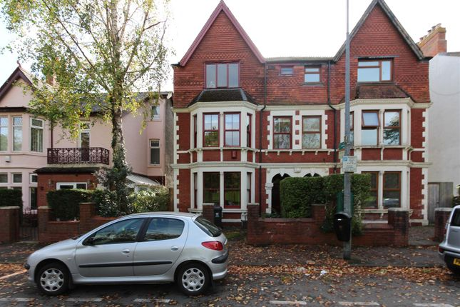 Thumbnail Property to rent in Romilly Road, Canton, Cardiff