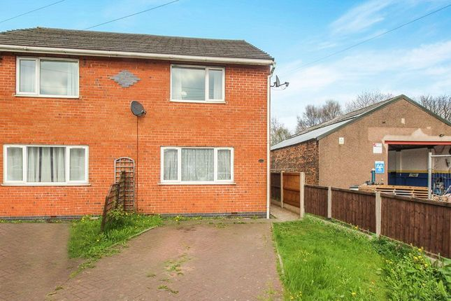 Thumbnail Semi-detached house for sale in Smiths Buildings, Weston Road, Meir, Stoke-On-Trent