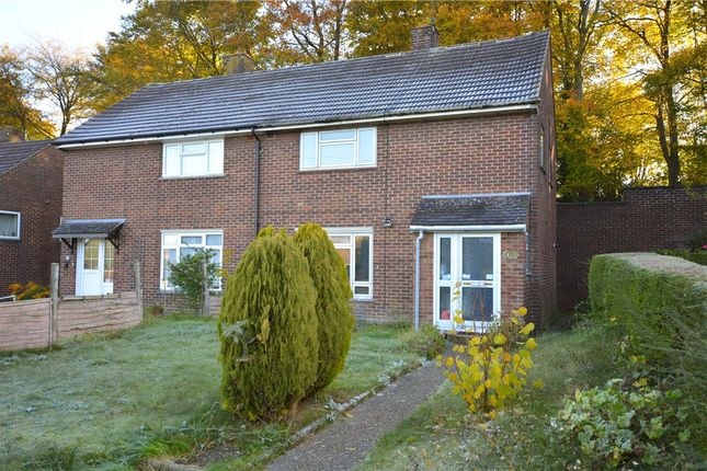 Thumbnail Semi-detached house for sale in Longfield Road, Winchester, Hampshire