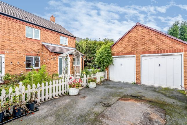 Thumbnail Detached house for sale in Valley Drive, Wilnecote, Tamworth
