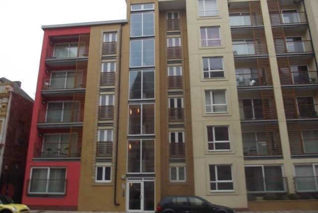 Thumbnail Flat to rent in The Sawmill, 20 Dock Street, Hull