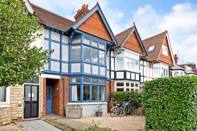 Thumbnail Terraced house for sale in Banbury Road, Oxford, Oxfordshire