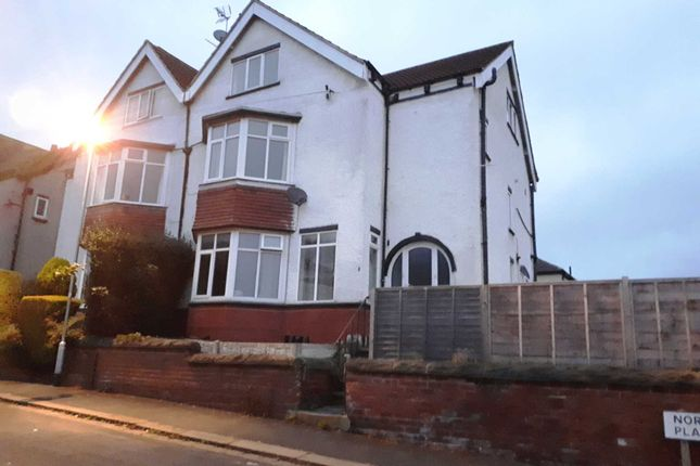 Thumbnail Flat to rent in Norfolk Place, Chapel Allerton, Leeds