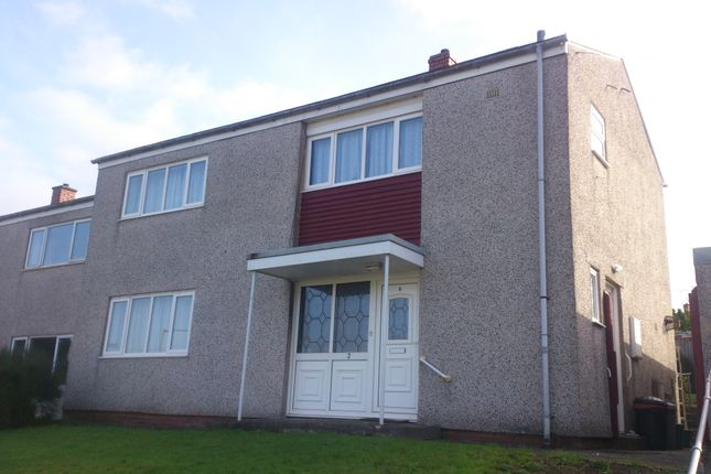 Thumbnail Semi-detached house to rent in Trafalgar Road, Haverfordwest