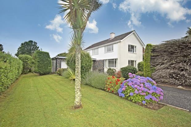 3 bed detached house for sale in Rue De La Douzaine, Fort George, St Peter Port, Guernsey