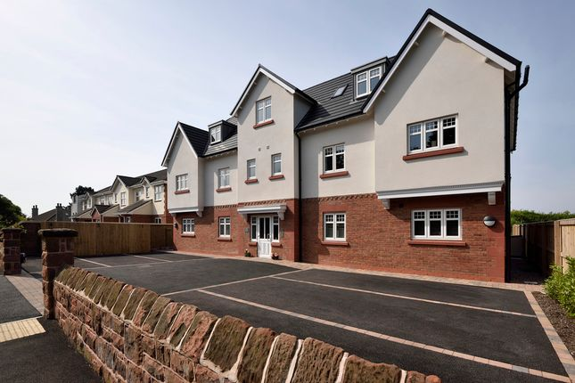 Thumbnail Flat for sale in Telegraph Road, Heswall, Wirral