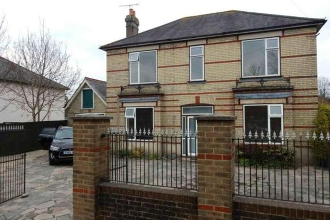 Thumbnail Detached house to rent in Brighton Road, Horley