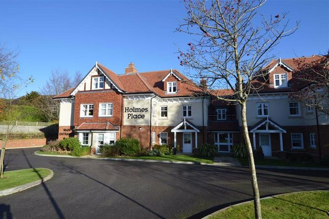 Thumbnail Flat for sale in Holmes Place, Crowborough Hill, Crowborough