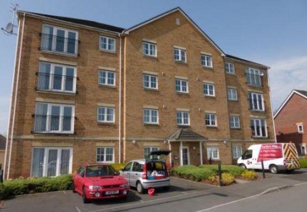 Thumbnail Flat to rent in Swordhill, Caerphilly