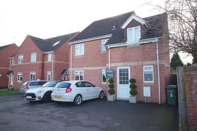 Thumbnail Detached house for sale in Workmans Close, Cam, Dursley