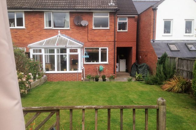 Thumbnail Semi-detached house for sale in Berry Street, North Wingfield, Chesterfield