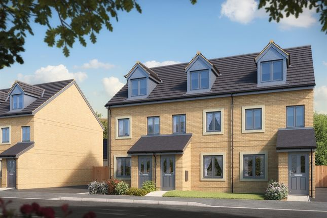 "3 bedroom semi-detached house for sale in ""The Souter "" at Warminster Road, Frome"