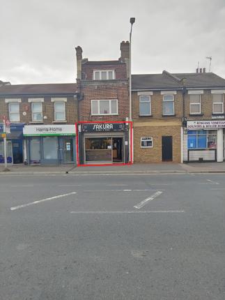 Thumbnail Retail premises for sale in Hermon Hill, London