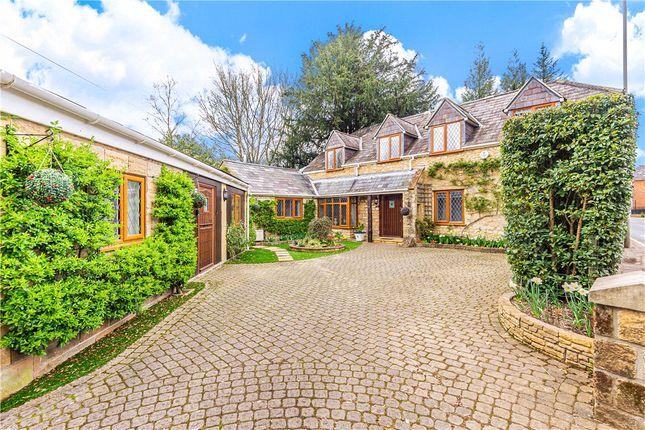 Thumbnail Link-detached house for sale in Bridport Road, Beaminster, Dorset