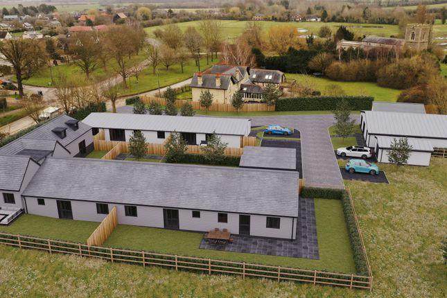 Thumbnail Semi-detached house for sale in Park Street, Dry Drayton, Cambridge