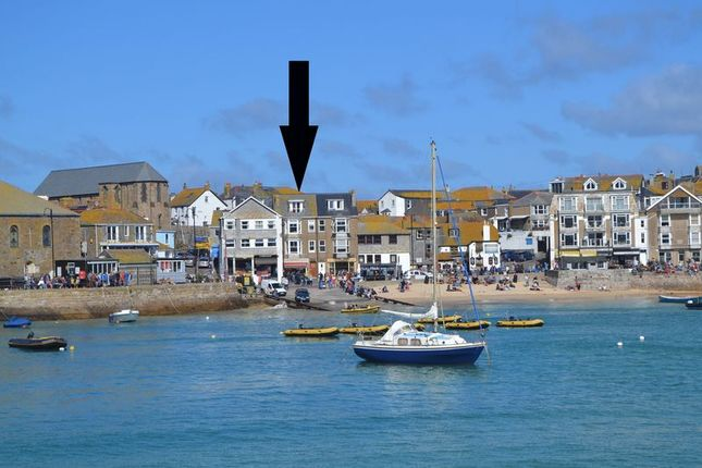 3 bed terraced house for sale in The Wharf, St. Ives