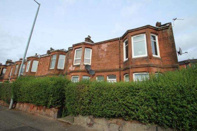 Exterior of Dundyvan Road, Coatbridge, North Lanarkshire ML5