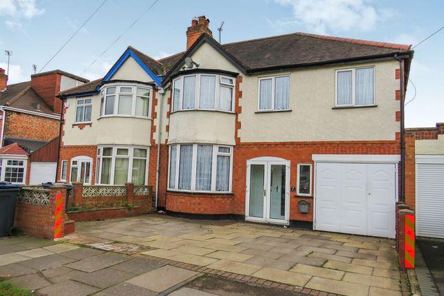 Thumbnail Semi-detached house for sale in Barton Lodge Road, Hall Green, Birmingham