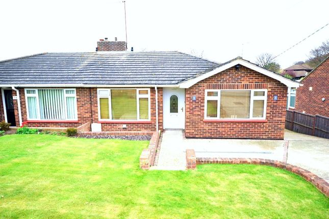 Thumbnail Bungalow to rent in Walmers Avenue, Higham, Rochester