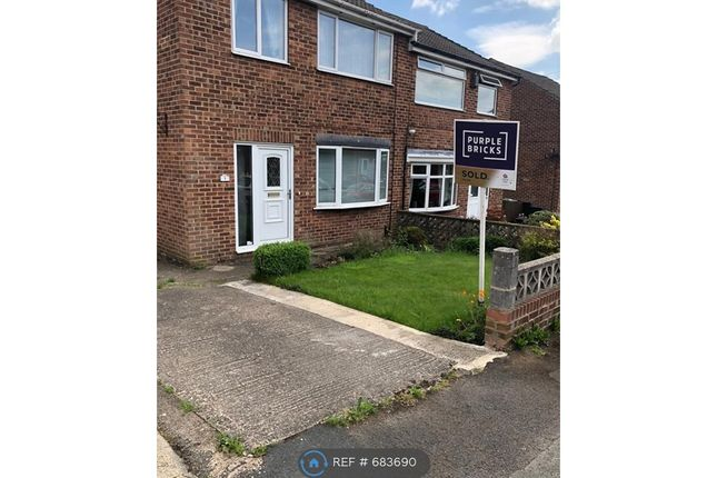 3 bed semi-detached house to rent in Field Close, Heckmondwike WF16