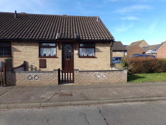 Thumbnail Bungalow for sale in Hellesdon, Norwich, Norfolk