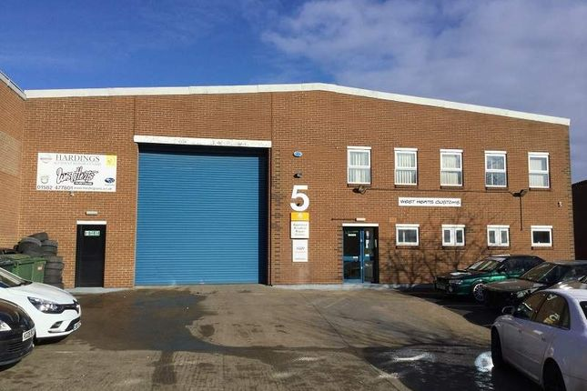 Thumbnail Warehouse for sale in Unit 5 Lawrence Way Industrial Estate, Dunstable