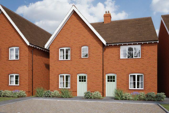 3 bed semi-detached house for sale in Selwyn Road, Tadpole Garden Village