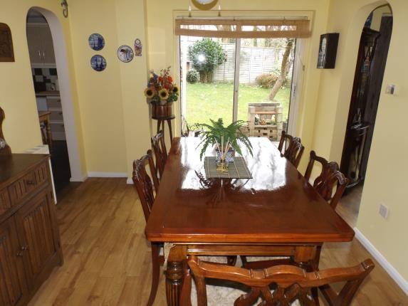 Dining Room of Dibden Purlieu, Southampton, Hampshire SO45