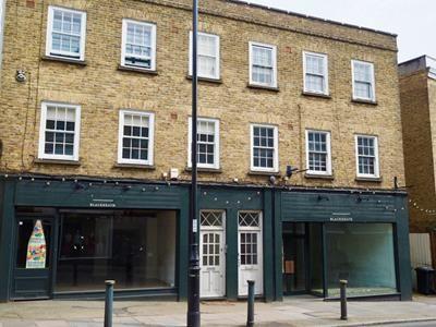 Thumbnail Retail premises to let in Montpelier Vale, London