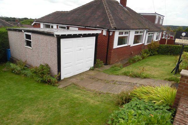 Thumbnail Semi-detached bungalow for sale in Devon Close, High Crompton, Shaw