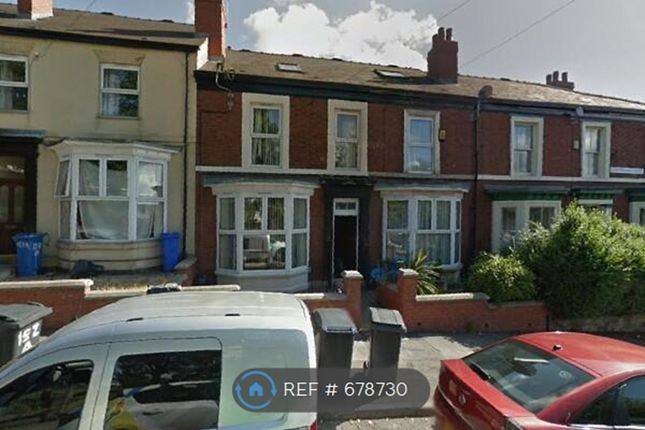Nottingham Street, Sheffield S3