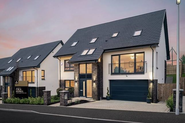 """Thumbnail Detached house for sale in """"The Ranfurly - Plot 9"""" at Lawmarnock Road, Bridge Of Weir"""