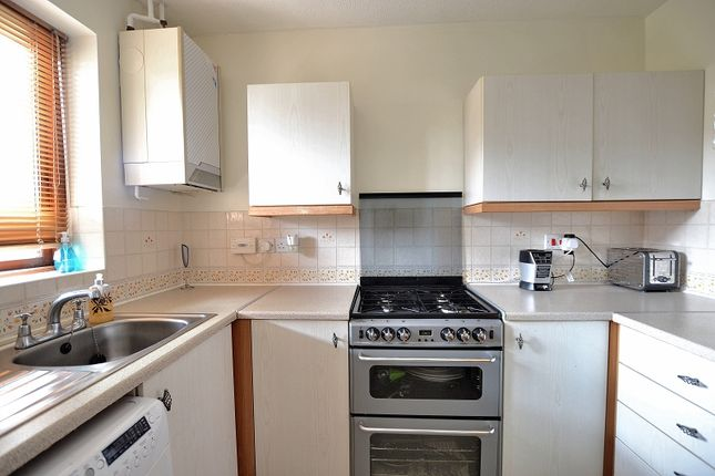Kitchen of Huntsmead Close, Thornhill, Cardiff. CF14