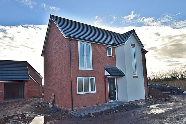 Thumbnail Detached house for sale in Plot 2, Perryfields Road, Bromsgrove